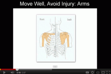 Move Well, Avoid Injury: Arms